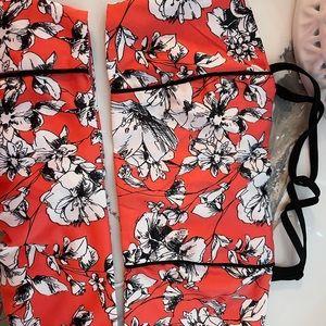 Tobi Two Piece Floral Set